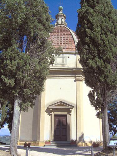 Cupola di San Donnino e Rovine di Semifonte