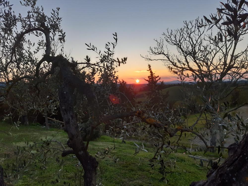 tramonto IL TORRIONE